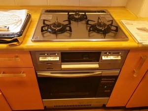 ハーマン C3WK3RJTSKSG-R(コンロ) DR320EK(オーブン)