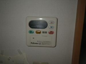 エコジョーズガス給湯器取替工事 (三木市) 既設キッチンリモコン