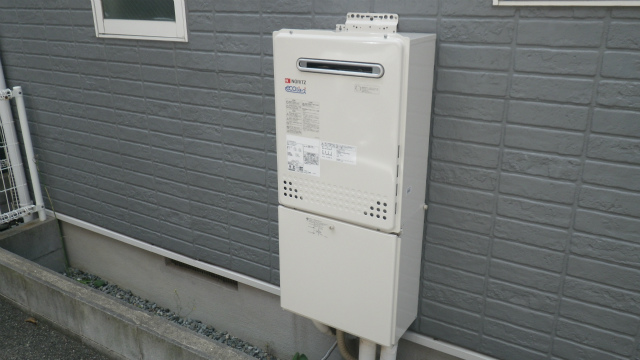 ノーリツ GT-C2452SAWX-2-BL 配管カバーH32-K(450)