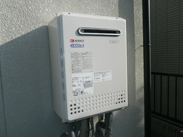 エコジョーズ取替工事(神戸市西区)GT-C2452SAWX-2-BL
