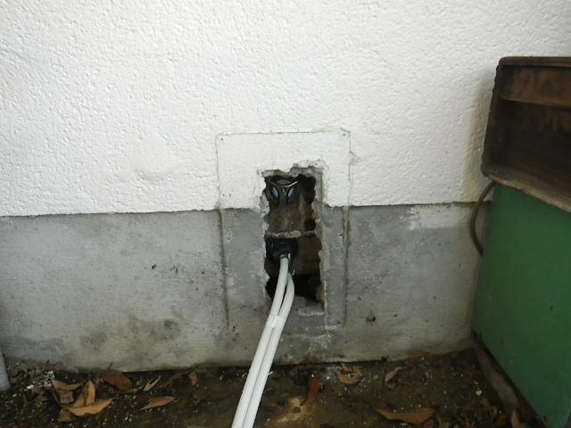 据置型エコジョーズ取替工事(神戸市西区)追炊き管設置