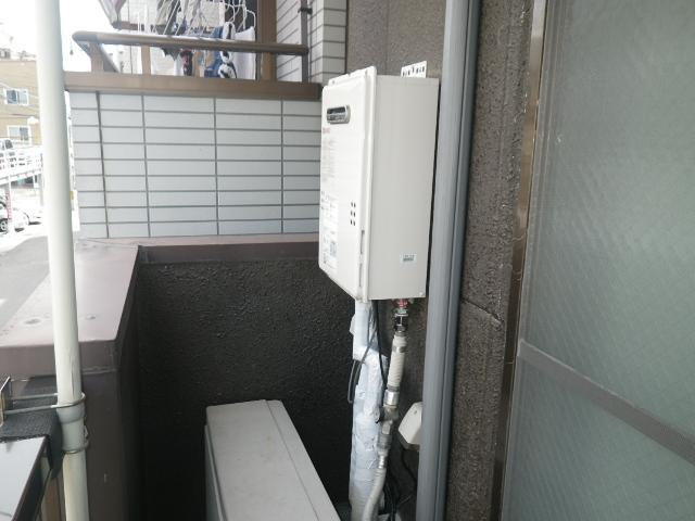 ノーリツ 給湯専用型 GQ-1639WS オートストップ付