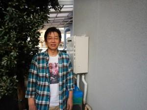 ノーリツ GT-2050SAWX-2 LPG & お客様♪