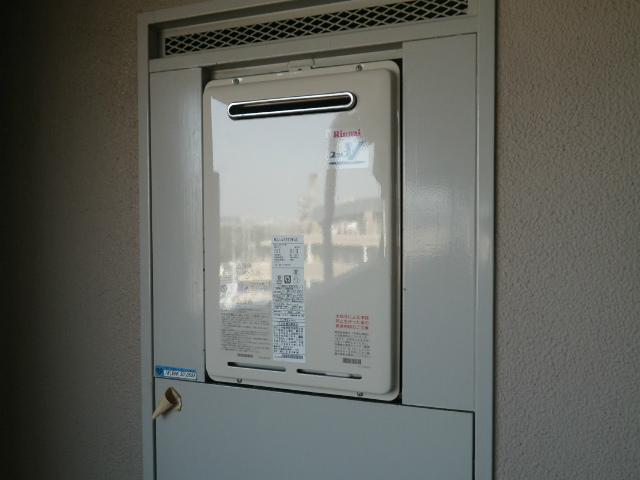 リンナイ RUJ-V1611W(A) 13A 高温差し湯給湯器