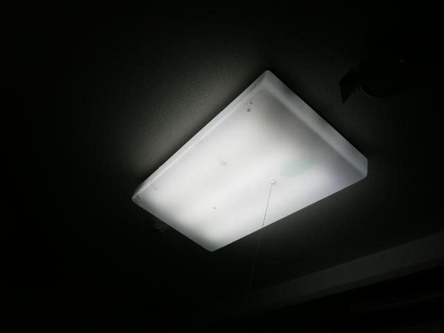 照明器具取替工事(三田市)既設照明