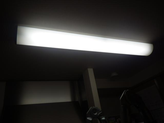 照明器具取替工事(芦屋市)既設照明