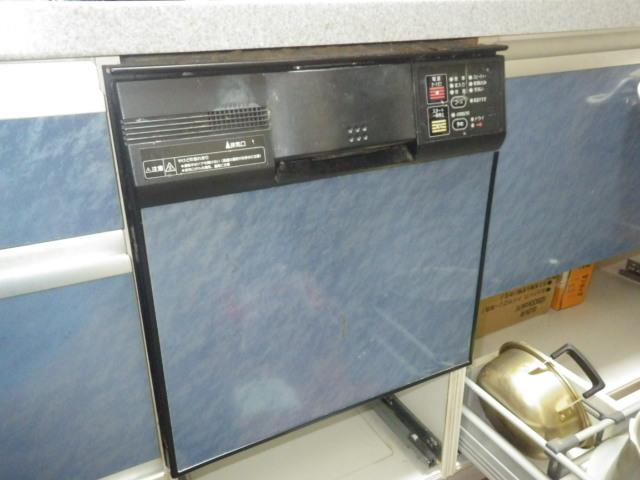食洗機取替え工事(明石市)既設食洗機