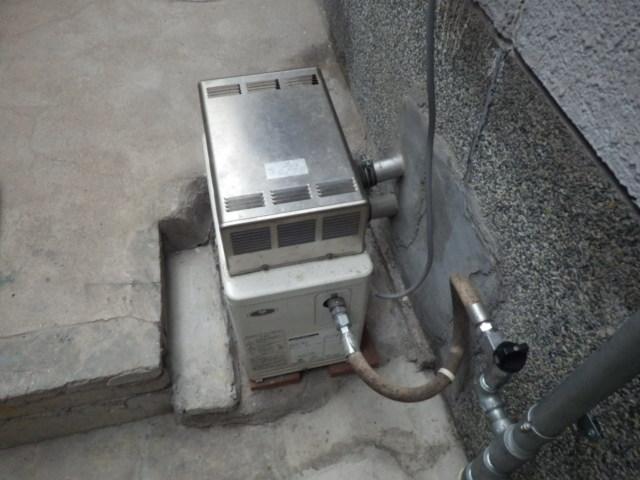ノーリツ GT-2050SAWX-2 給湯器取替工事(神戸市垂水区)既設追い焚き
